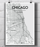 Chicago City Map