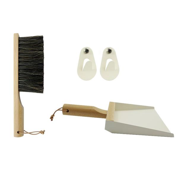 Mr + Mrs Clynk Dustpan Set