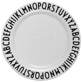 Ameico Design Letters Plate
