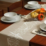 """Sooty Shearwater"" Table Runner"