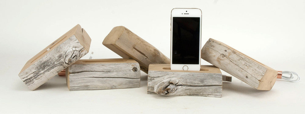 Driftwood Docking Station