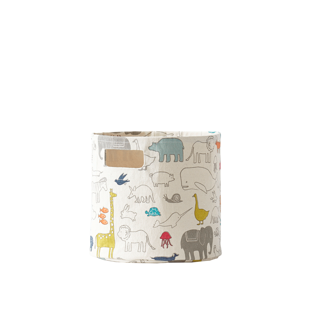 Noah's Ark Storage Pint, Bin, and Hamper