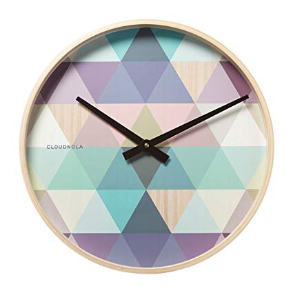 Tonic Blue Clock