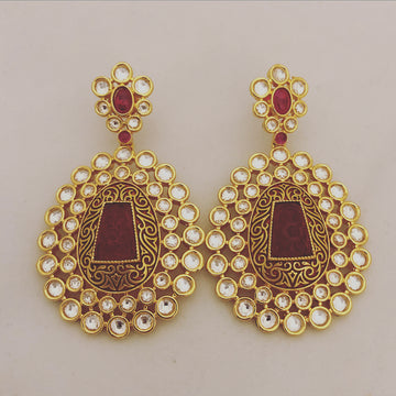 Zee Kundan Earrings