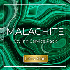 Malachite Home Styling Service Pack