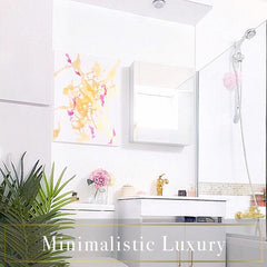 Minimalistic Luxury home styling Decoriia portfolio