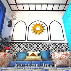 Moroccan Dream Home styling Decoriia Portfolio