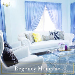 Regency Moderne Home styling Decoriia portfolio