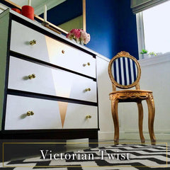 Victorian Twist home styling Decoriia portfolio