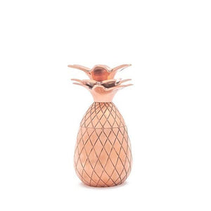 Pineapple Copper Ornament - Small - Decoriia