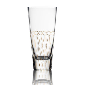 Vase Gold Lattice - Decoriia