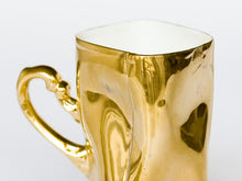 TRIDENT mug covered with gold - Decoriia