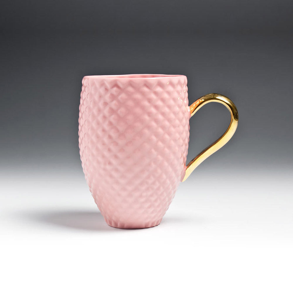 PINEAPPLE mug pink - Decoriia