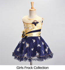 Girls Frock Collection