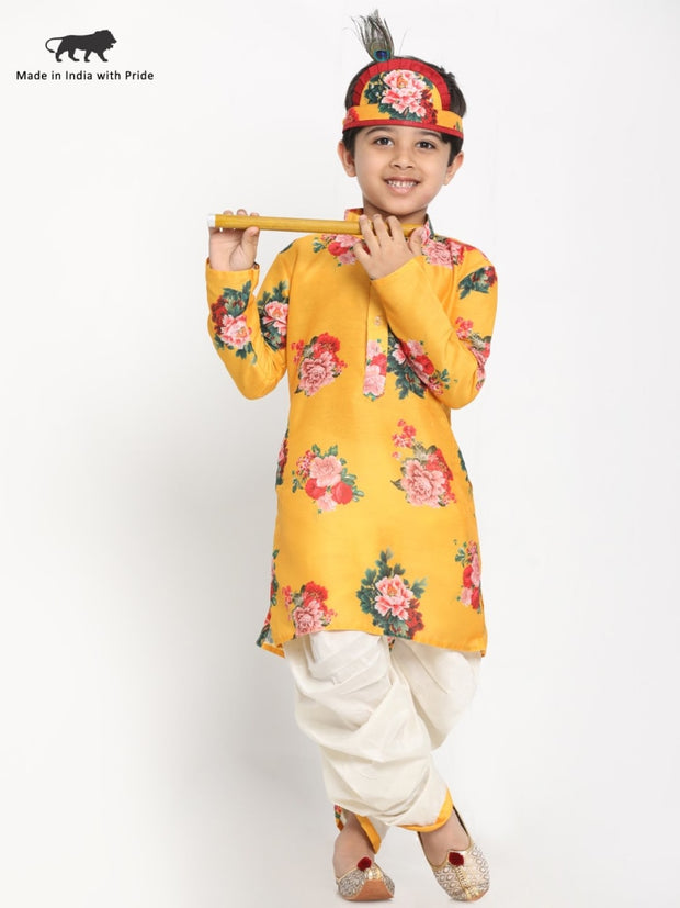 Janmashtami Dress for Baby Boy
