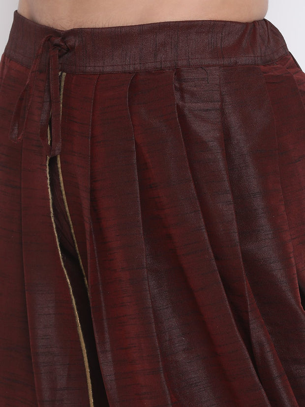 Men's  Solid Dhoti Pant