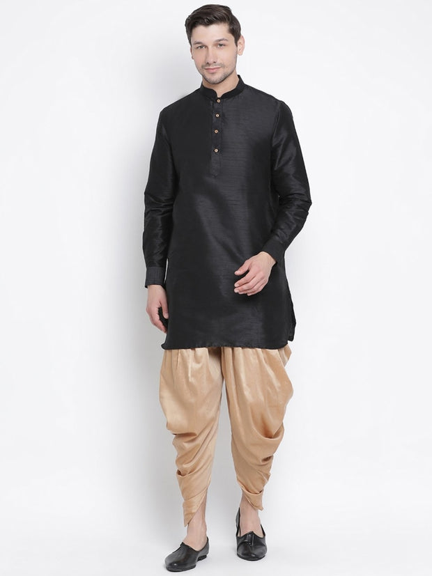 Dhoti Kurta Combo for Father and Son