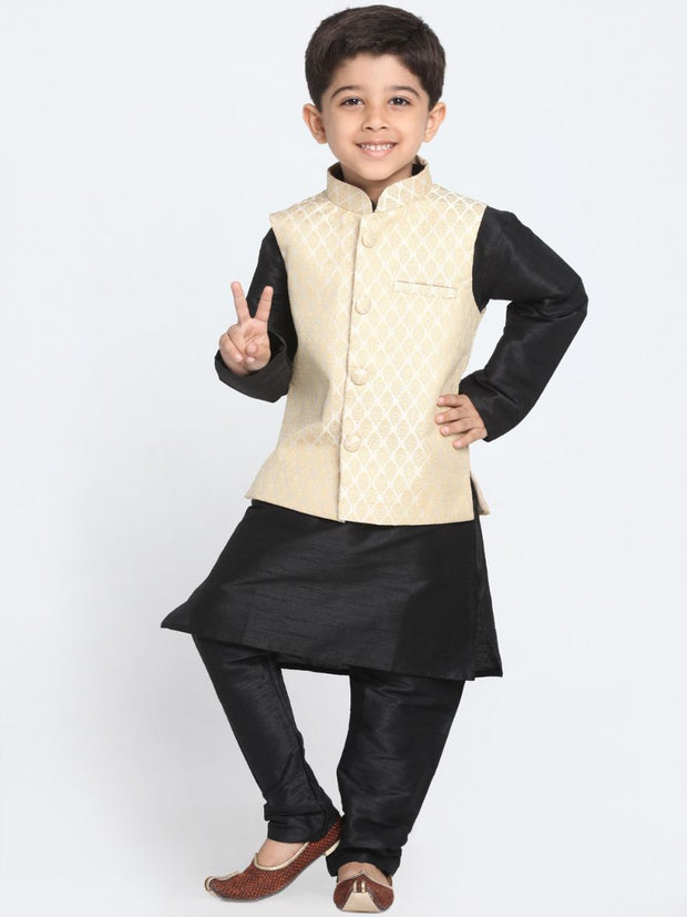 Fashionable boy's kurta for traditional occasions