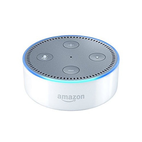 Echo Dot (2nd Generation) - White - Windows Password Reset