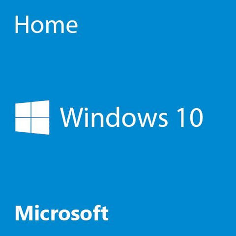 Microsoft Windows 10 Home 64 Bit System Builder OEM | PC Disc - Windows Password Reset