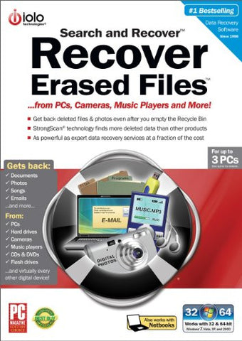 Search And Recover- Up To 3 PCS - Windows Password Reset