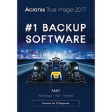 Acronis True Image 2017 - 1 Computer - Windows Password Reset