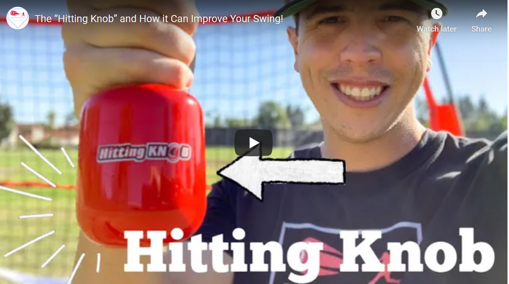 The Hitting Knob - How it can improve your swing!