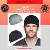 Skull Cap Beanie for Men and Women [2 Pack]