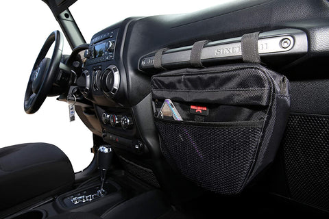 Jeep Wrangler Phone Holder Storage Organizer Bag