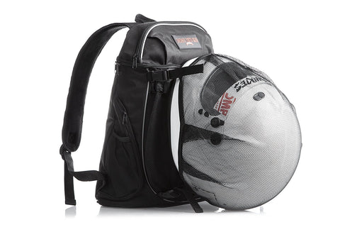 Motorcycle Reflective Backpack - Badass Moto Gear