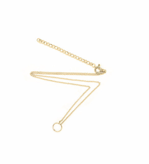 Little Loop Choker / Gold