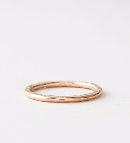 Crest Ring / Brass