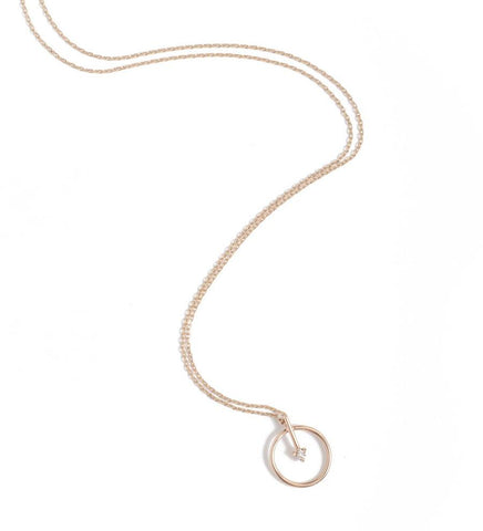 Elsie Necklace / Gold