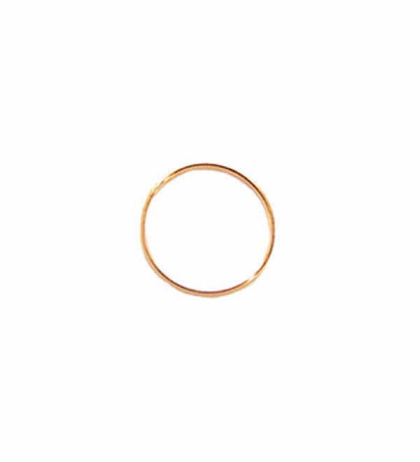 Simple Ring / Gold