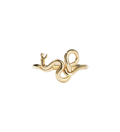 Medusa Ring / Gold