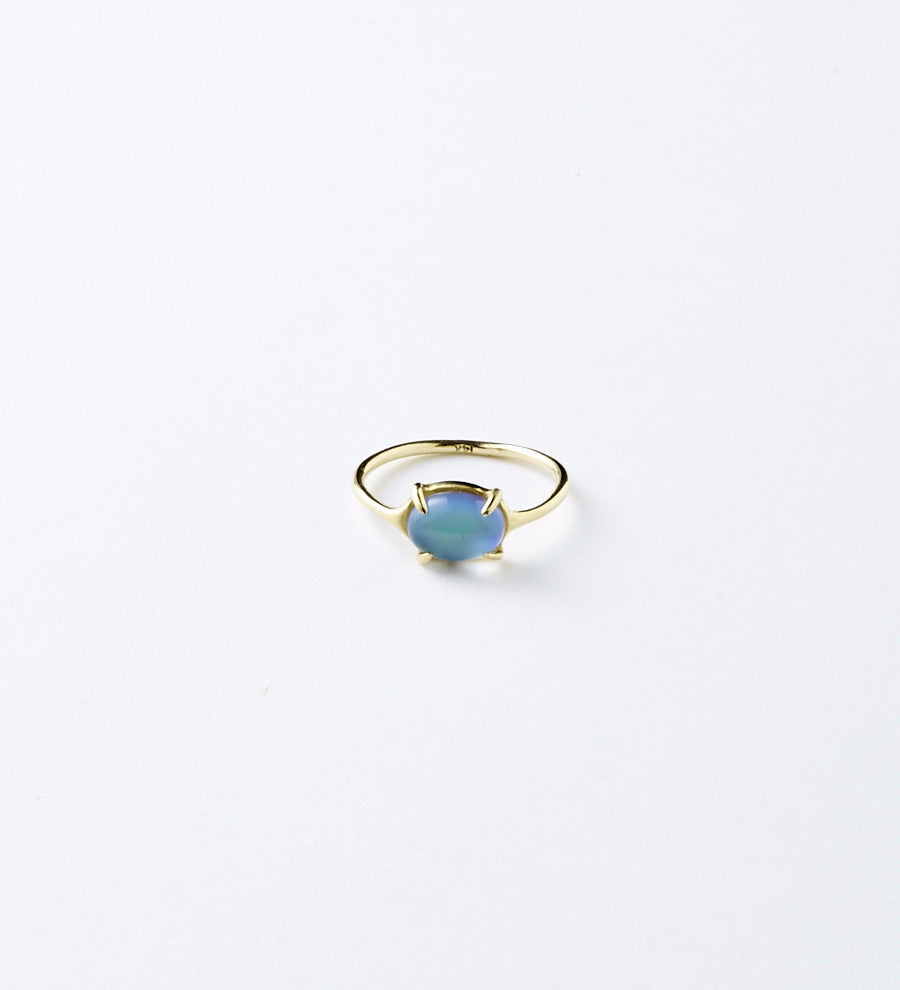 Classic Mood Ring / Gold