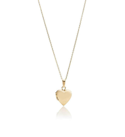 Camilla Mini Heart Locket