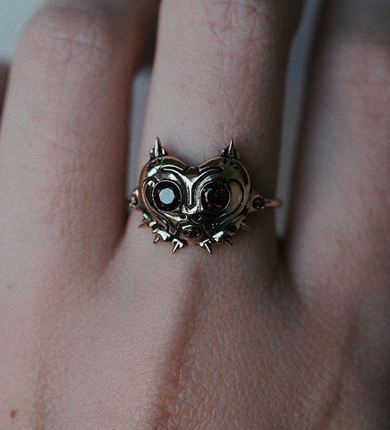 Majora Ring / Gold