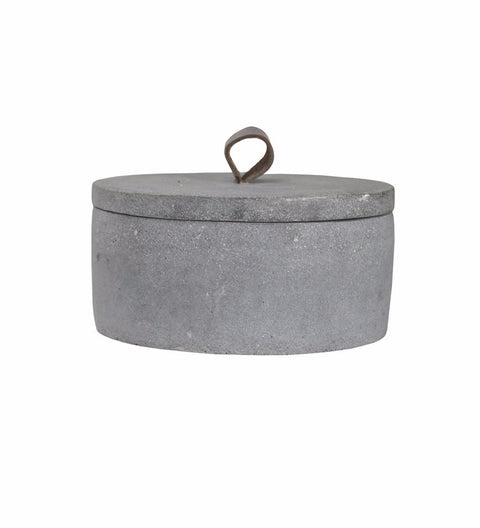 Concrete jar / Natural
