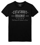 Cut & Shoot Dragway Tee (2 color options)