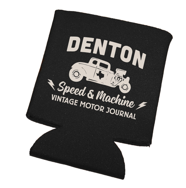 Denton Speed & Machine Koozie