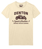 Denton Speed & Machine Tee (2 color options)