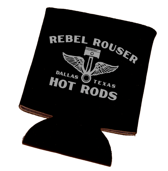Rebel Rouser Hot Rods Koozie