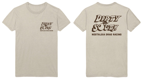 Dirty South Nostalgia Drag Racing Tee