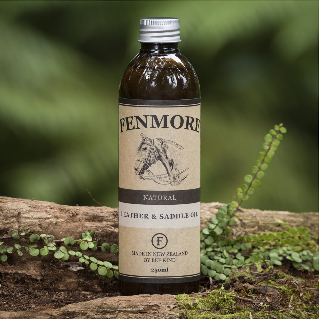Fenmore Leather & Saddle Oil