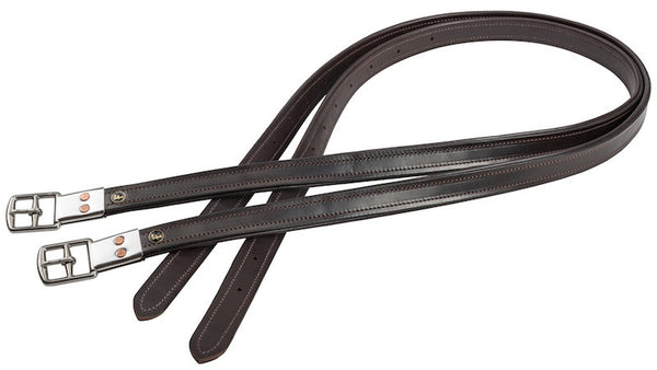 Fenmore Deluxe Stirrup Leathers
