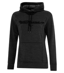 TE Banner Womens Polyester Fleece Hoody