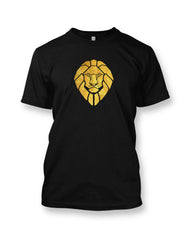 Golden Lionheart Men's Crewneck T-shirt