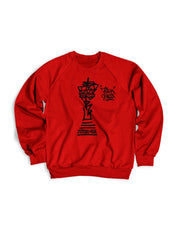 Think Chess King Piece Sweater