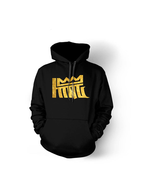 King Saw Gold Hoody
